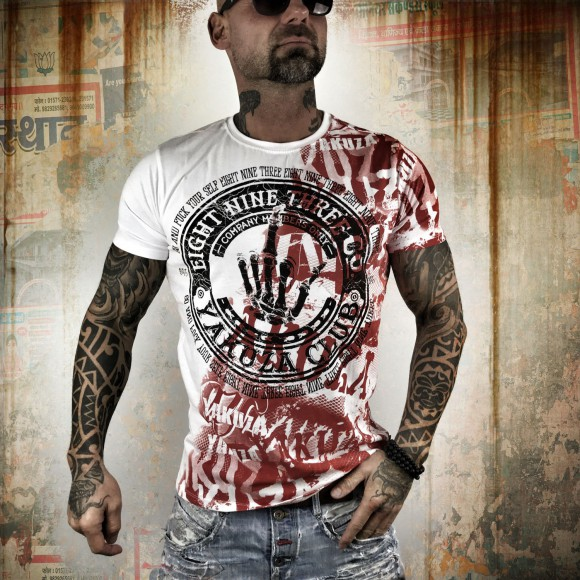 Yakuza Club T-Shirt