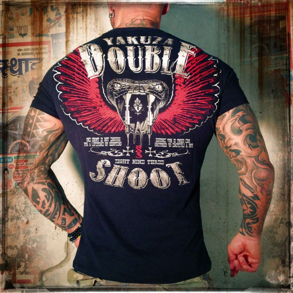 Double Shoot T-Shirt