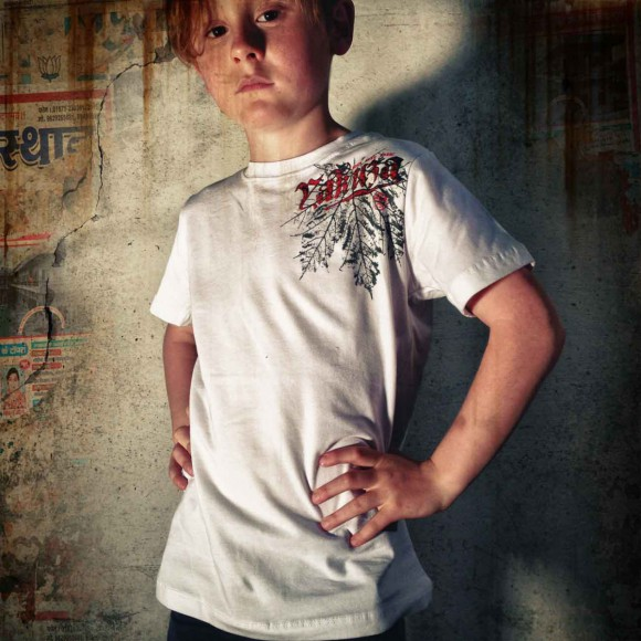 T-Shirt TS 34 Kids white