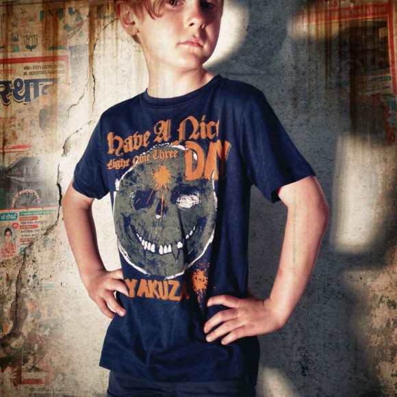 T-Shirt TSB 207 Kids mallard blue
