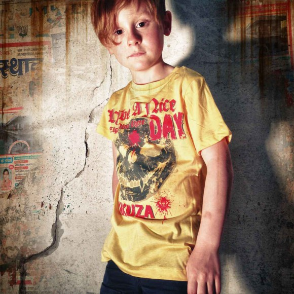 T-Shirt TSB 207 Kids gelb