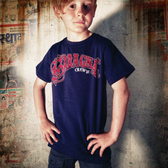 T-Shirt TSB 108 Kids midnight navy