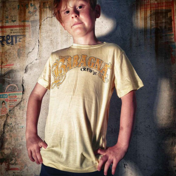 T-Shirt TSB 108 Kids pale banana